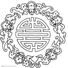 ngu phuc lam mon Trang trí chữ phúc, chữ phúc đảo ngược